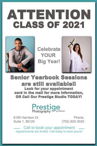 Ms. La Due talks senior photos