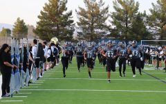 Navigation to Story: How Covid is Affecting Desert Pines JV and Varsity Football