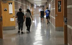 Navigation to Story: Students and staff adjusting to being back at school