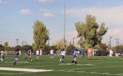Navigation to Story: The Desert Pines girls soccer team is back!